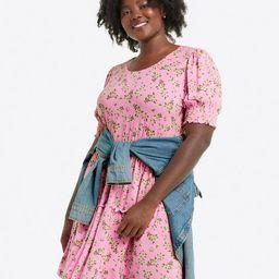 Lee Ann Dress in Pink Magnolia   Draper James (US)