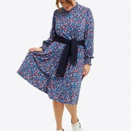 Kitty Dress in Spring Ditsy Floral   Draper James (US)