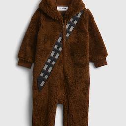 babyGap &#124 Star Wars&#153 Chewie One-Piece | Gap (US)