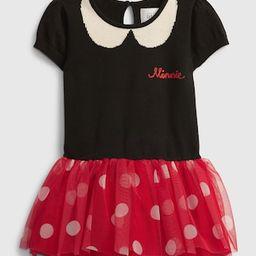 babyGap &#124 Disney Minnie Mouse Swing Dress | Gap (US)