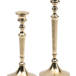 Set Of 2 Candle Holders   TJ Maxx