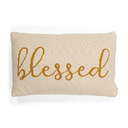 16x24 Soft Blessed Pillow   TJ Maxx