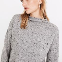 Donegal Whitworth Mockneck Sweater   Madewell
