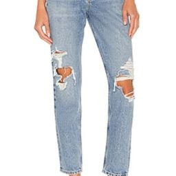 AGOLDE Fen High Rise Relaxed Taper in Wander from Revolve.com | Revolve Clothing (Global)
