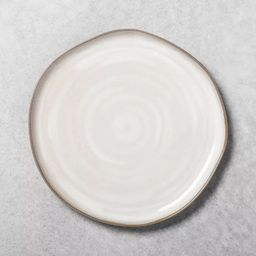 Stoneware Reactive Glaze Dinner Plate - Hearth & Hand™ with Magnolia   Target