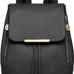 WINK KANGAROO Fashion Shoulder Bag Rucksack PU Leather Women Girls Ladies Backpack Travel bag | Amazon (US)