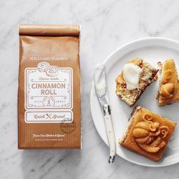 Williams Sonoma Cinnamon Roll Quick Bread Mix   Williams-Sonoma