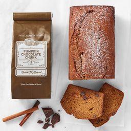 Williams Sonoma Pumpkin Chocolate Chunk Quick Bread Mix   Williams-Sonoma