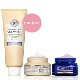 Confidence in Your 7-Day Transforming Skincare Routine - IT Cosmetics   IT Cosmetics (US)