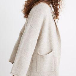 Mclean Shawl-Collar Cardigan Sweater | Madewell