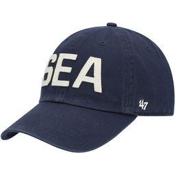 Seattle Seahawks '47 Women's Finley Clean Up Adjustable Hat - College Navy   Fanatics