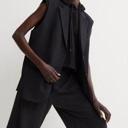 Sleeveless Jacket   H&M (US)