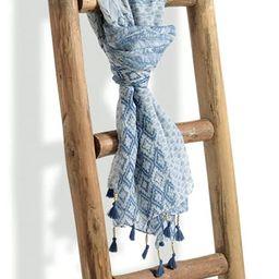 FUIN 5 Ft Wood Decorative Wall Leaning Blanket Ladders Bathroom Storage Quilt Towel Display Rack ... | Amazon (US)