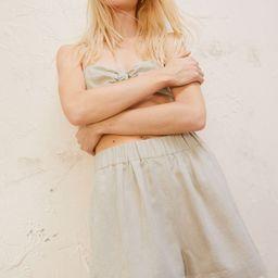 Linen-blend Shorts | H&M (US)