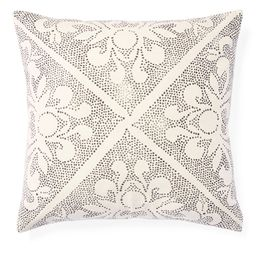 Camille Scroll Pillow Cover | Serena and Lily