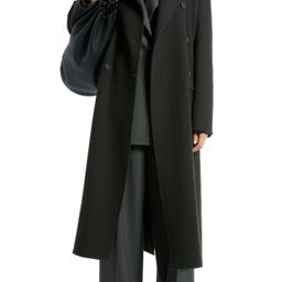 Dilona Double Brushed Cashmere & Wool Coat   Nordstrom