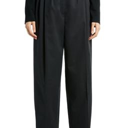 Lariana Cotton & Cashmere Drill Pants   Nordstrom
