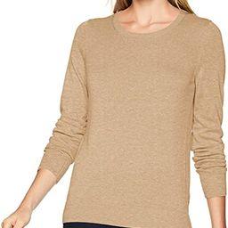 Amazon Essentials Women's Lightweight Crewneck Sweater | Amazon (US)
