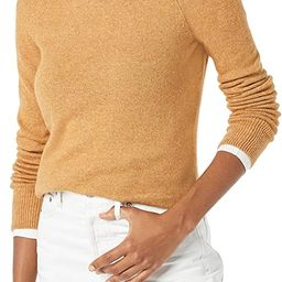 Amazon Essentials Women's Classic-fit Soft-Touch Long-Sleeve Crewneck Sweater | Amazon (US)