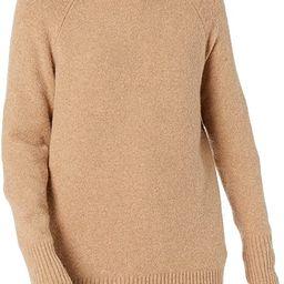 Amazon Brand - Goodthreads Women's Boucle Turtleneck Sweater | Amazon (US)