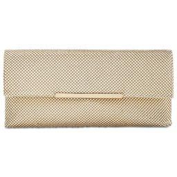 INC International Concepts Hether Shiny Mesh Clutch, Created for Macy's & Reviews - Handbags & Ac...   Macys (US)