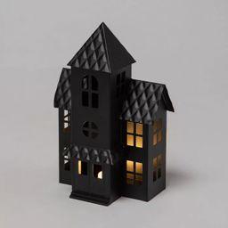 Metal Haunted Mansion Halloween Decorative Sculpture - Hyde & EEK! Boutique™ | Target