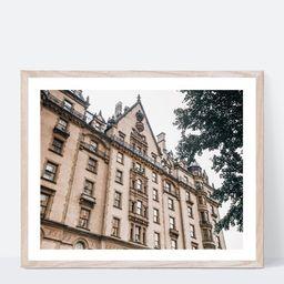 3. The Dakota in the Rain NYC Print New York City Upper | Etsy | Etsy (US)