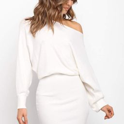 Olea Dress - White   Petal & Pup (US)