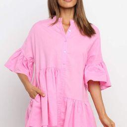 Sharlett Dress - Pink   Petal & Pup (US)