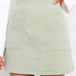 Iconic Skirt - Green | Petal & Pup (US)
