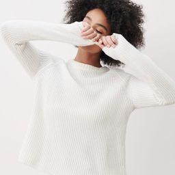 Cashmere Fisherman Sweater   Jenni Kayne