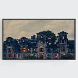 Samsung Frame TV Art Halloween Wall Art Frame TV Art The | Etsy | Etsy (US)