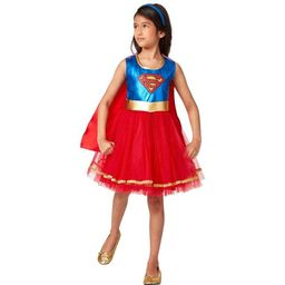 Kids' DC Comics Supergirl Classic Halloween Costume   Target