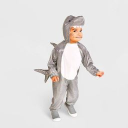 Toddler Shark Halloween Costume Jumpsuit - Hyde & EEK! Boutique™   Target