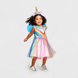 Toddler Rainbow Unicorn Halloween Costume - Hyde & EEK! Boutique™   Target