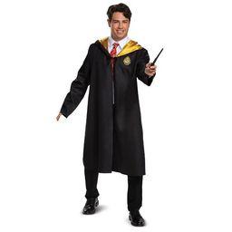 Adult Harry Potter Hogwarts Halloween Costume Robe One Size   Target