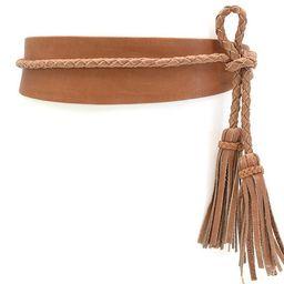 Lucky Leather Wrap Belt | Dillards