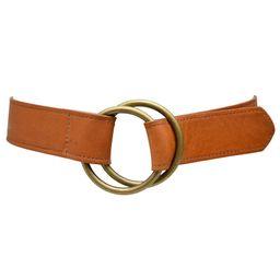 "1.5"" Josie Double Ring Belt | Dillards"