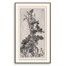 Vintage tree top print Antique botanical wall art Printable | Etsy | Etsy (US)