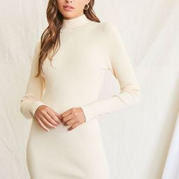 Ribbed Knit Bodycon Dress | Forever 21 (US)