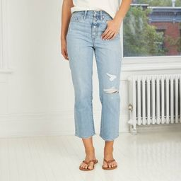 Women's High-Rise Vintage Straight Jeans - Universal Thread™ | Target