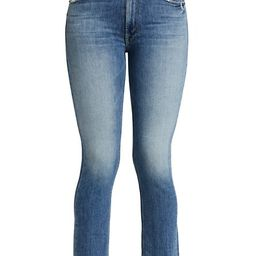 The Mid Rise Dazzler Ankle Jeans   Saks Fifth Avenue