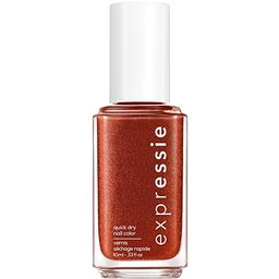 essie expressie Quick-Dry Nail Polish, Bronze 270 Misfit Right In, 0.33 Ounces | Amazon (US)