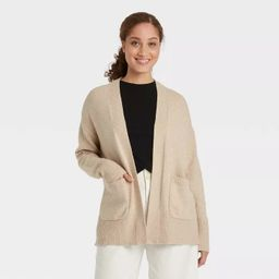 Women's Open-Front Cardigan - A New Day™ | Target