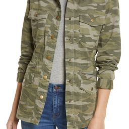 Camo Utility Jacket | Nordstrom