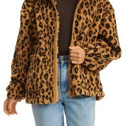 Long Road Faux Fur Jacket | Nordstrom