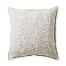 Beach Bay Pillow Cover | Serena and Lily