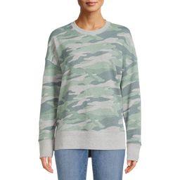 Time and Tru Women's Crewneck Sweatshirt   Walmart (US)