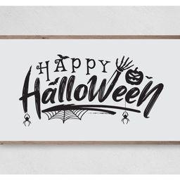 The Frame TV Art  Happy Halloween  Instant Digital Download   Etsy   Etsy (US)