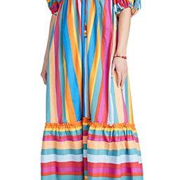 Striped Scarf Maxi Dress | Shopbop